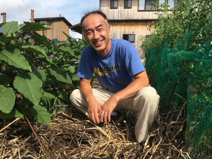 ⑤ 源蔵農園(今井啓徳)/ 新潟市江南区