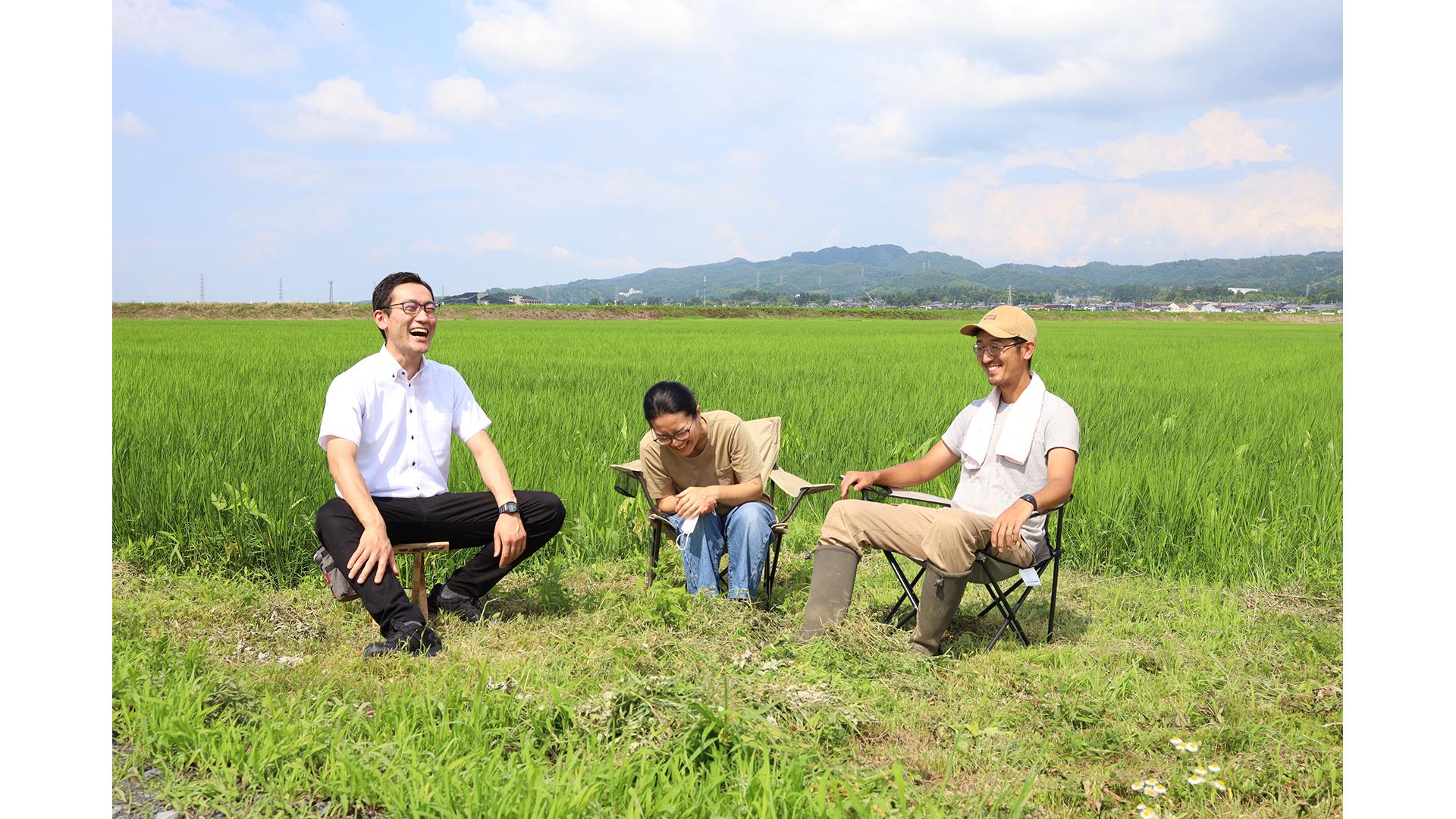農業って超クリエイティブな仕事なんですよ。